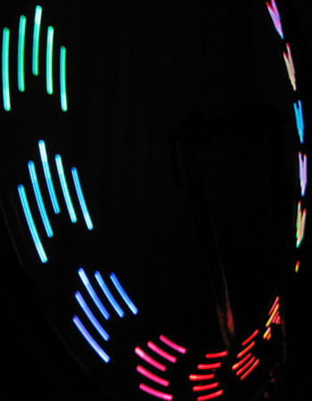 Mini - Rainbow Arrows Macro