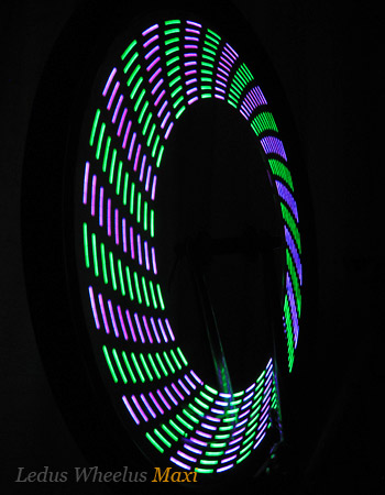Maxi Stripes Purple Green